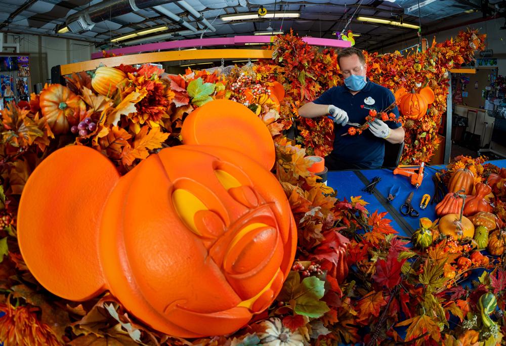 Fall Fun at Magic Kingdom Park