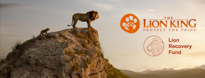 Return of the Roar on World Lion Day