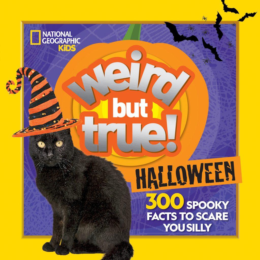 Weird But True! halloween edition