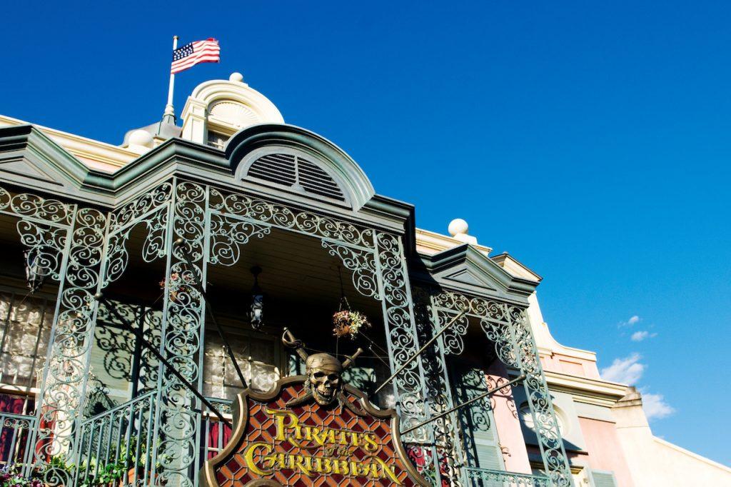Pirates of the Caribbean at Tokyo Disney Resort