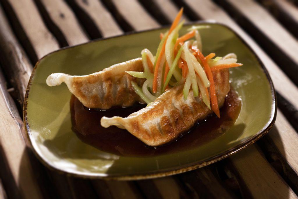 Dumplings from the Taste of EPCOT International Food & Wine Festival