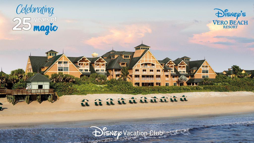 #DisneyMagicMoments: Celebrating 25 Years of Magic at Disney's Vero Beach Resort