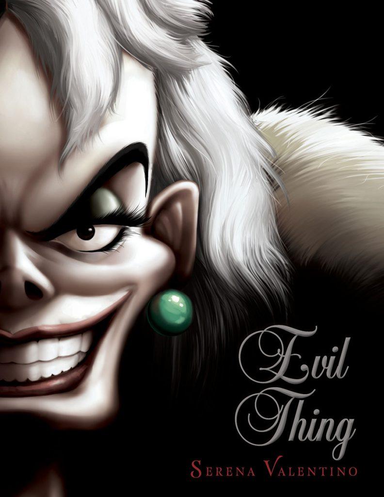 """Evil Thing"" by Serena Valentino"