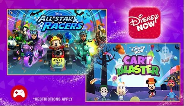 #DisneyMagicMoments: Frightful Fun All Month Long from Freeform, DisneyNOW, Disney+, Radio Disney, ABC, Nat Geo WILD, and ESPN