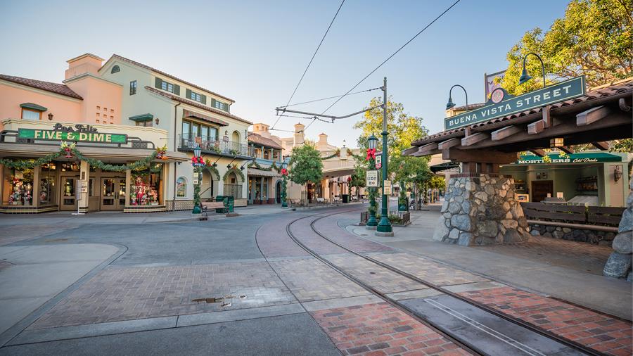 Shop, Sip, Savor and Celebrate the Holiday Season at Downtown Disney District at Disneyland Resort