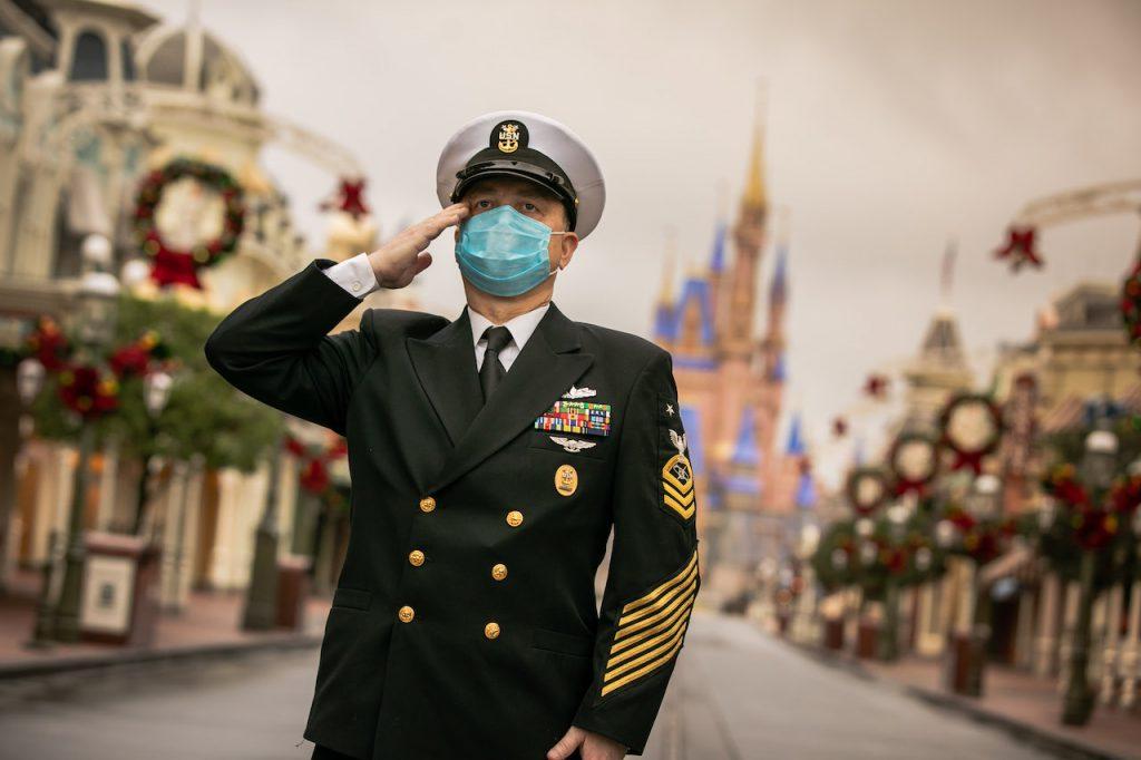 Saluting Our Veteran Cast Members: Disney Parks Honor Veterans Day