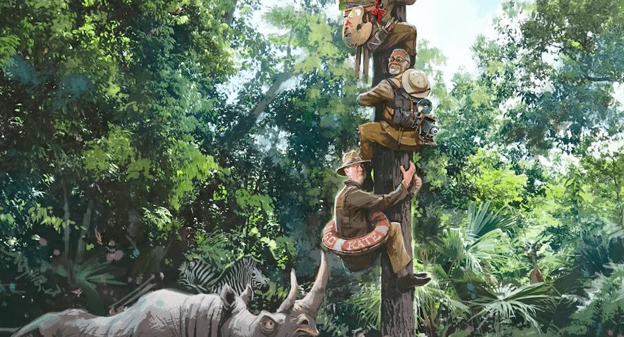 "New Adventures to ""Cast"" Off Along World-Famous Jungle Cruise   Disneyland Park & Magic Kingdom Park"
