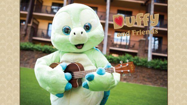 Meet Music-loving 'Olu Mel at Aulani, A Disney Resort & Spa