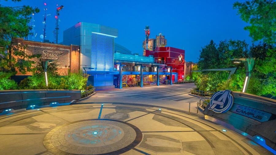 Disney Parks … Assemble
