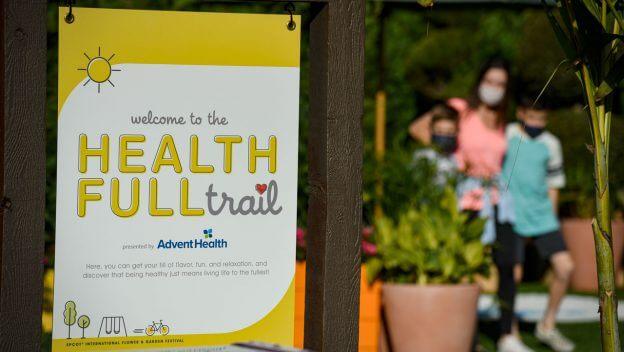 AdventHealth Serves up Family Fun at the Taste of EPCOT International Flower & Garden Festival