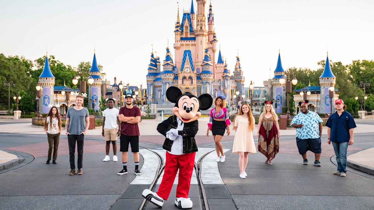 Walt Disney World Inspires 'American Idol' Contestants for Live 'Disney Night' Episode Sunday, May 2 on ABC