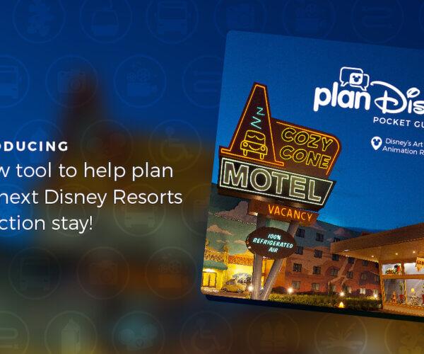 Introducing planDisney Pocket Guides