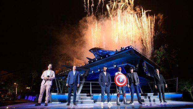 Avengers Campus Unveiled in Epic Grand Opening Ceremony at Disney California Adventure Park